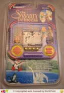 SWAN PRINCESS Handheld LCD Game front