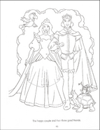 Swan Princess Funtime Activity Book page 45