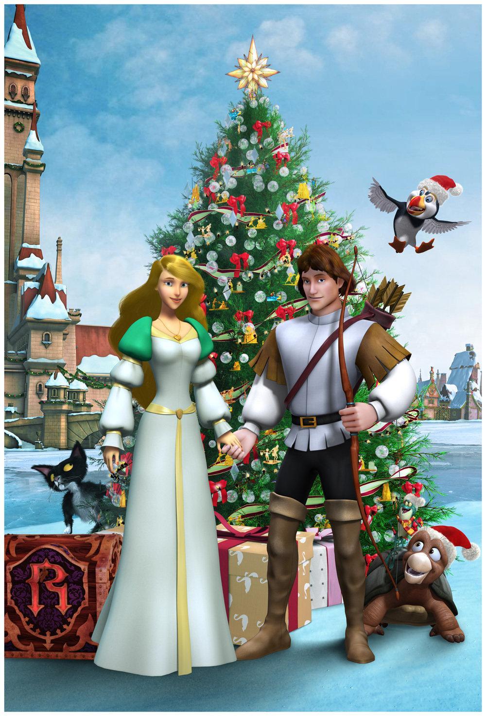 the swan princess christmasjpg - Princess Christmas