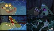 Alligator scene