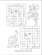 Swan Princess Funtime Activity Book page 9