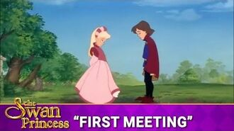 First Meeting Mini Movie from The Swan Princess