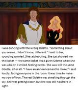 Swan Princess Derek's tale page 13