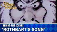 Rothbart's Song Deleted Scene Swan Princess