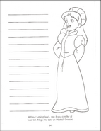 Swan Princess Funtime Activity Book page 34