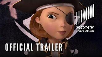 The Swan Princess A Princess Tomorrow, A Pirate Today OFFICIAL TRAILER