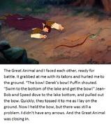 Swan Princess Derek's tale page 18