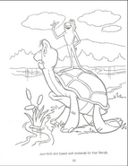 Swan Princess Funtime Activity Book page 25