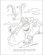 Swan Princess Funtime Activity Book page 13