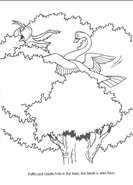 Swan Princess official coloring page 30