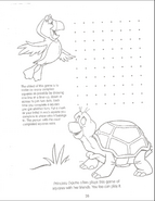 Swan Princess Funtime Activity Book page 38