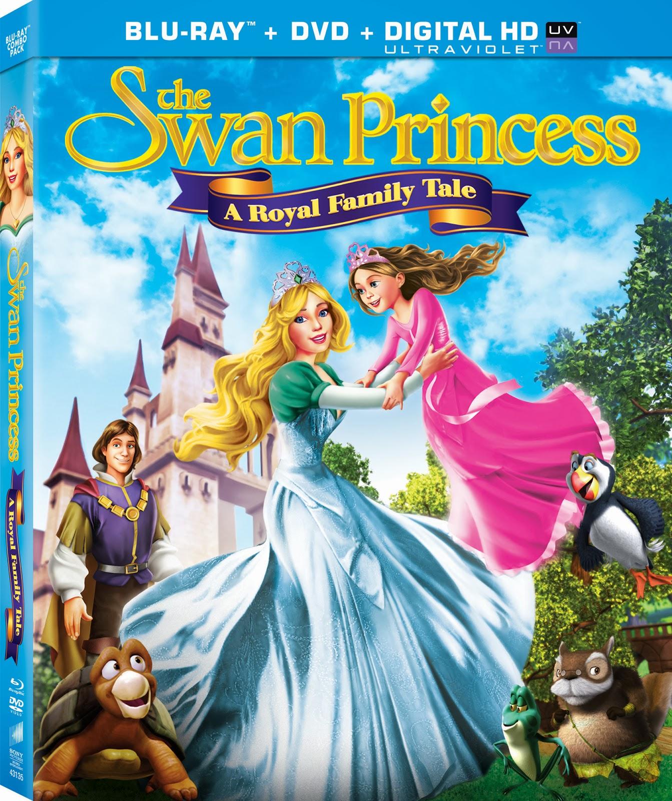 The Swan Princess Christmas.The Swan Princess A Royal Family Tale The Swan Princess