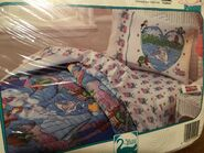 RARE 1994 The Swan Princess 3 Piece Twin Sheet Set SEALED PACKAGE 3