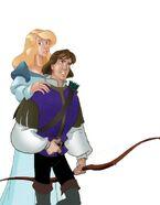 Derek and Odette6 1024x1024