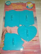 Swan Princess Cookie Cutters