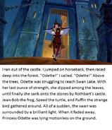 Swan Princess Derek's tale page 16