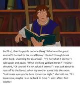Swan Princess Derek's tale page 6