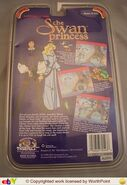 SWAN PRINCESS Handheld LCD Game back