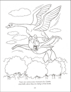 Swan Princess Funtime Activity Book page 24