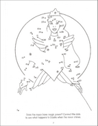 Swan Princess Funtime Activity Book page 7