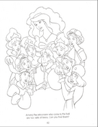 Swan Princess Funtime Activity Book page 42