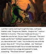 Swan Princess Derek's tale page 17