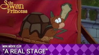 A Real Stage Mini Movie from The Swan Princess