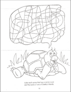 Swan Princess Funtime Activity Book page 16