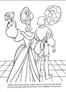 Swan Princess official coloring page 18