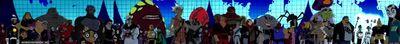 Teen Titans - Villains A