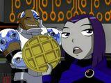 Cyborg The Barbarian - Evil Beware