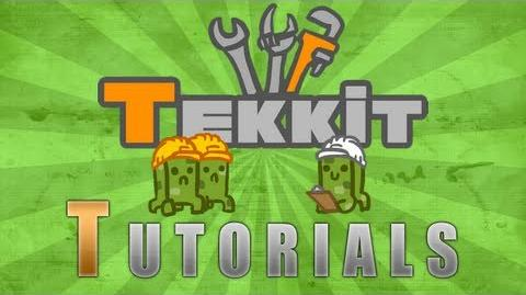 Tekkit Tutorials - How To Make A Quarry