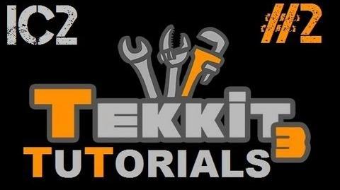 Tekkit Tutorials - IC2 2 - EU Storage, Transfer, and Conversion-0