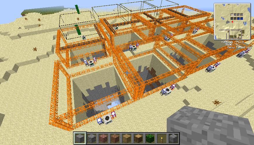 Industrial Craft  Quarry