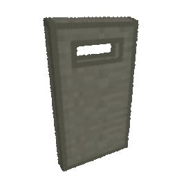 Good Reinforced Door