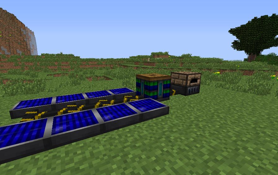 Solar Panel Redpower The Tekkit Classic Wiki Fandom