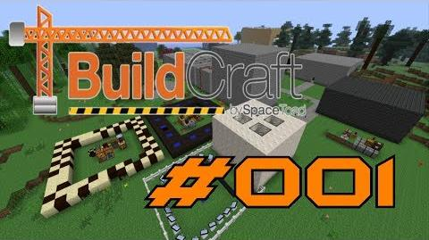 BuildCraft 001 - Pipes Deutsch HD