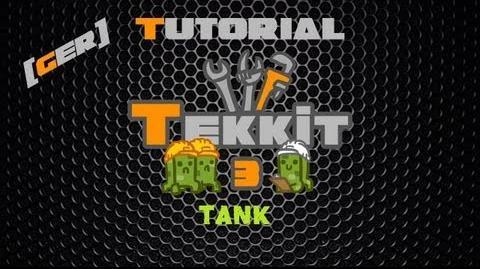 Minecraft Tekkit Classic Tutorial DE HD - Tank