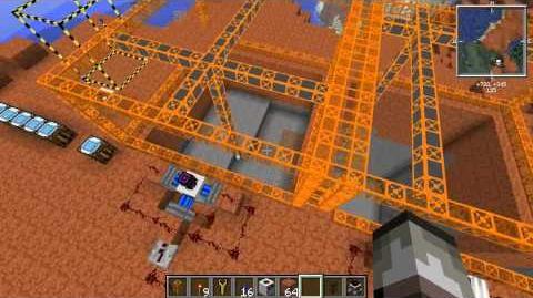 Video Minecraft Buildcraft Quarry Tutorial And Powering