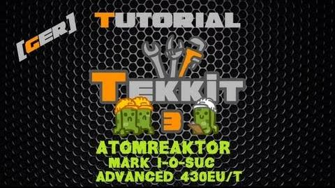 Minecraft Tekkit Classic Tutorial DE HD - Advanced Atomreaktor Mark-I-O-SUC