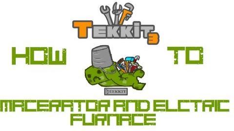 Macerator The Tekkit Classic Wiki Fandom Powered By Wikia