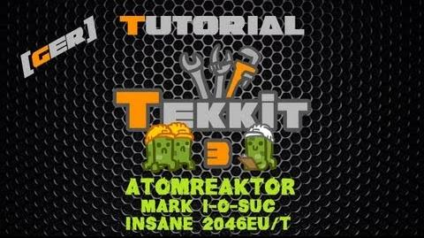 Minecraft Tekkit Classic Tutorial DE HD - Insane Atomreaktor Mark-I-O-SUC