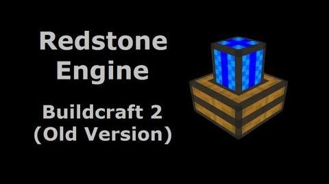 Redstone Engine - Buildcraft In Minutes