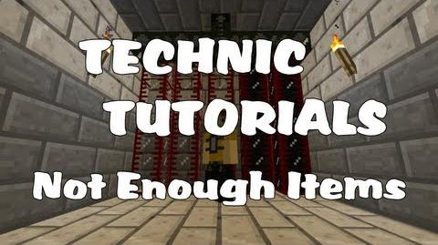 Technic Tutorials 1-1