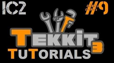 Tekkit Tutorials - IC2 9 - Miners and Pumps
