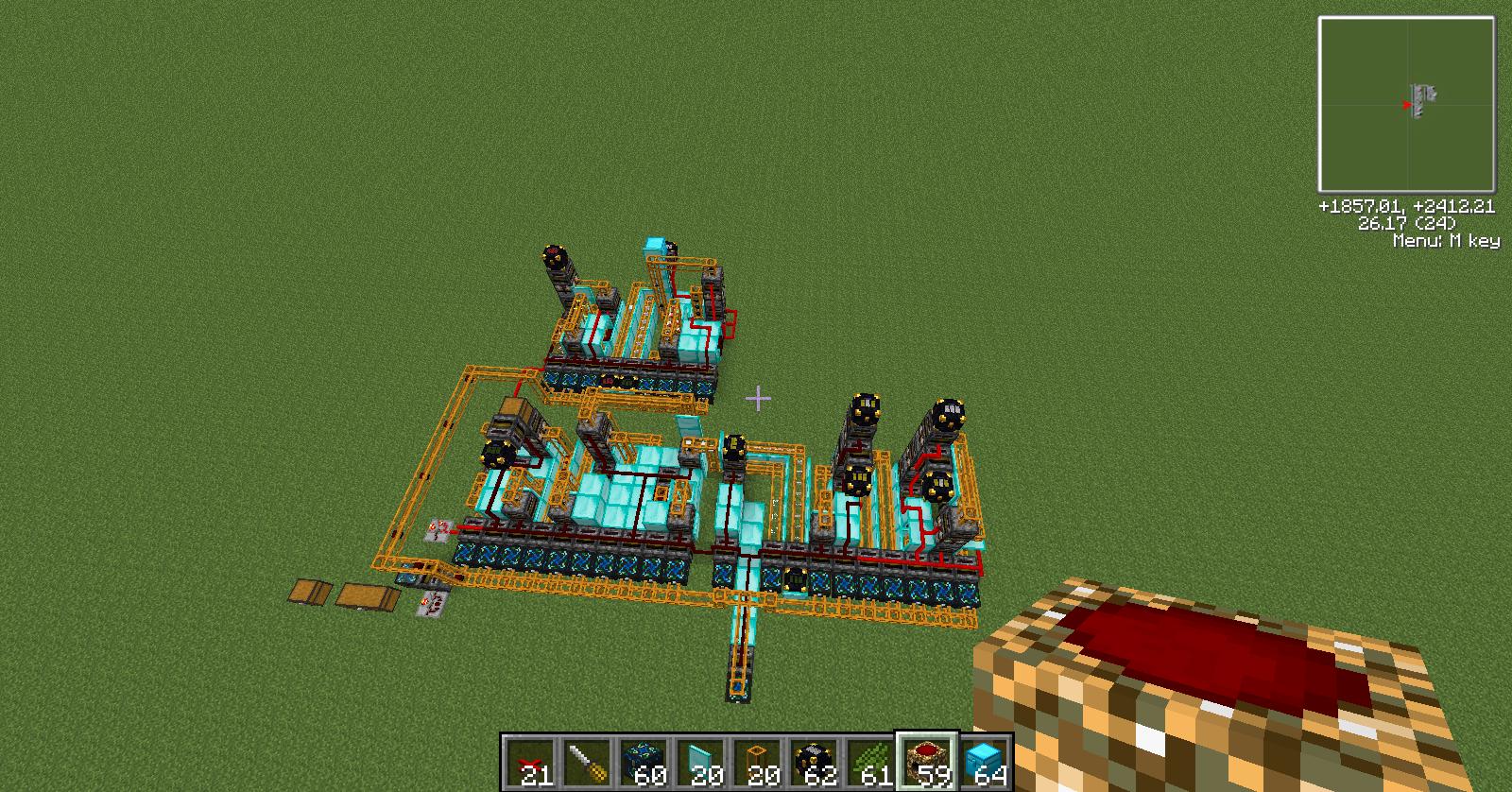 Tutorial Hv Solar Auto Factory The Tekkit Classic Wiki Fandom Nuclear Power Plant Schematic Minecraft Array