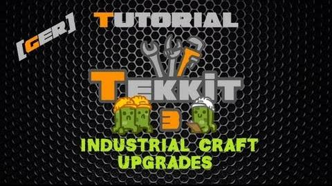 Minecraft Tekkit Classic Tutorial DE HD - Industrial Craft Upgrades