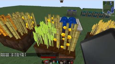 Minecraft - Better IndustrialCraft Crops Tutorial