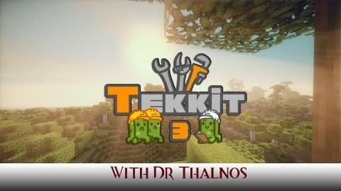 Tekkit Diamond Making Machine!-0