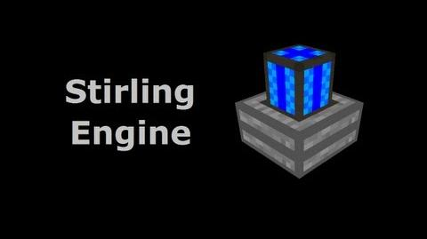 Stirling Engine - Buildcraft In Minutes